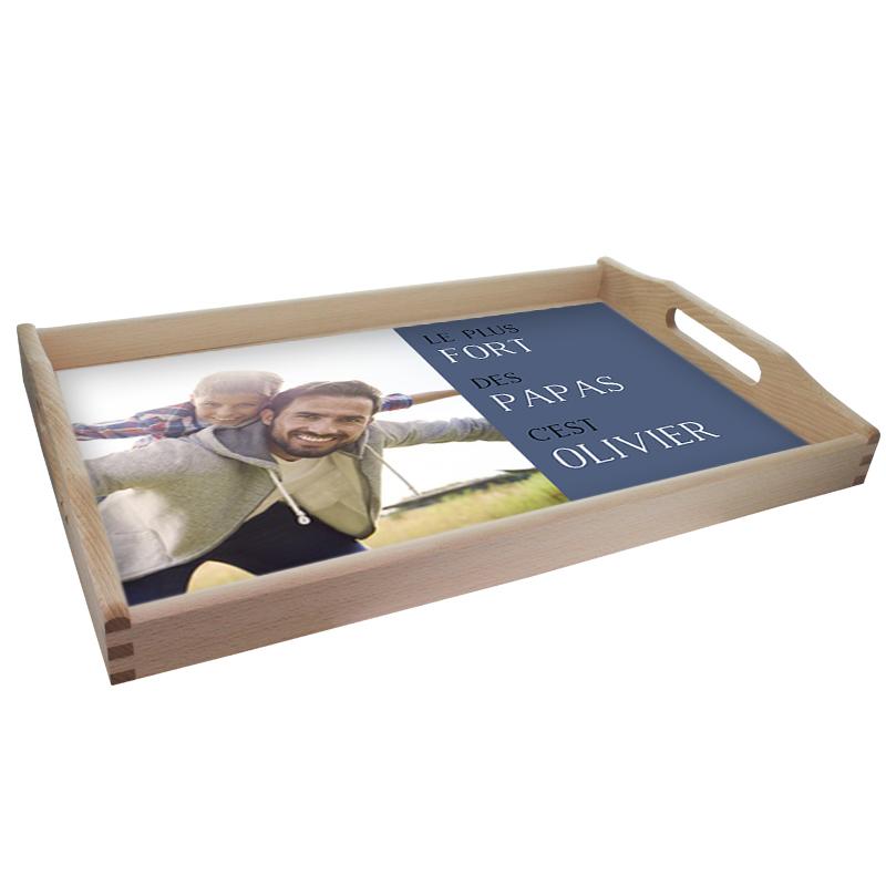 cendrier f te des p res grav une id e de cadeau. Black Bedroom Furniture Sets. Home Design Ideas