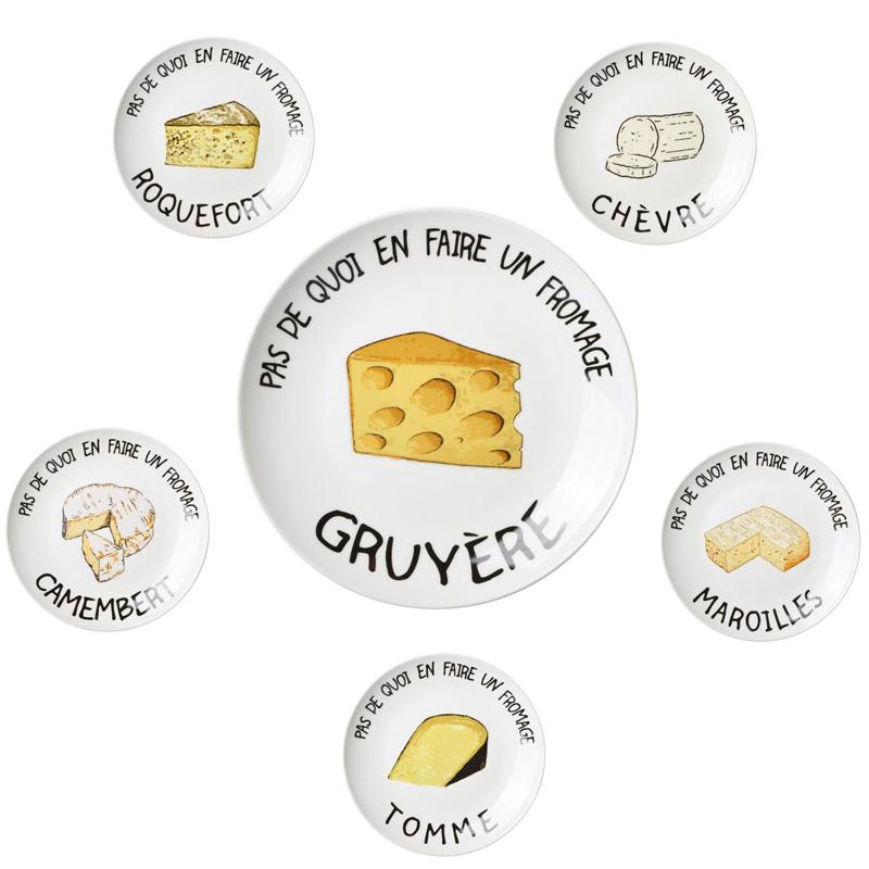 Assiettes pas de quoi en faire un fromage une id e de for Assiette la chaise longue