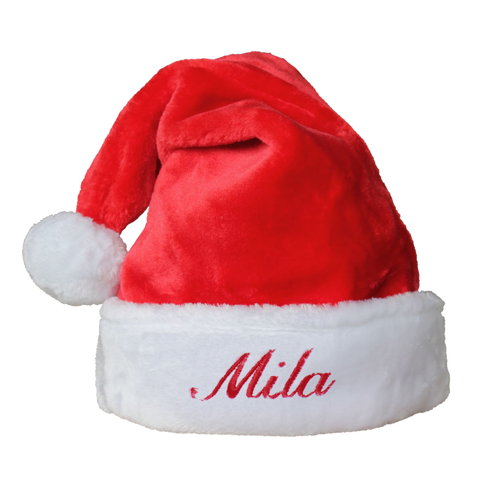 Bonnet Noel Enfant Bonde Noël enfant extra doux | Bottes et bonnets de Noël | Amikado