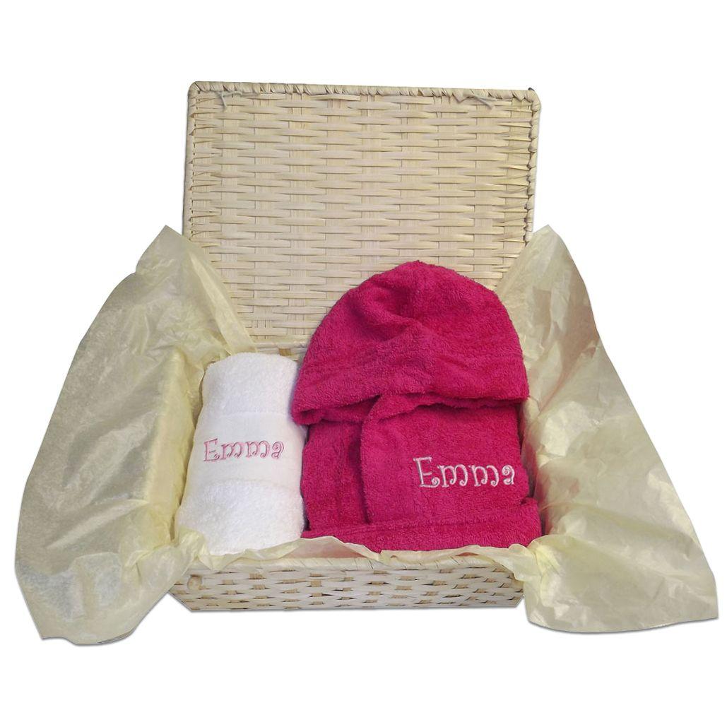 Coffret cadeau enfant pour le bain personnalis amikado for Rack pour le bain