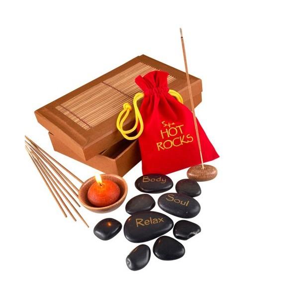 coffret spa et pierres chaudes pour offrir un cadeau bien tre. Black Bedroom Furniture Sets. Home Design Ideas