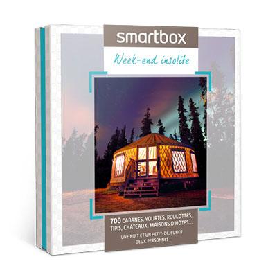 coffret week end insolite une id e de cadeau original. Black Bedroom Furniture Sets. Home Design Ideas