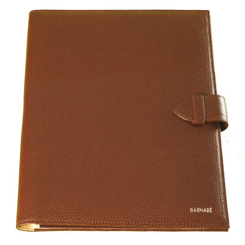 conf rencier cuir porte documents a4 une id e de cadeau original amikado. Black Bedroom Furniture Sets. Home Design Ideas