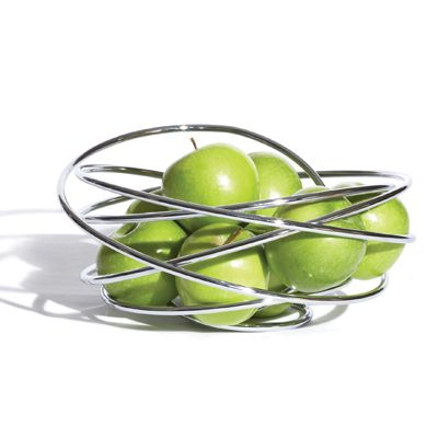 corbeille fruits design fruit loop une id e de cadeau original amikado. Black Bedroom Furniture Sets. Home Design Ideas