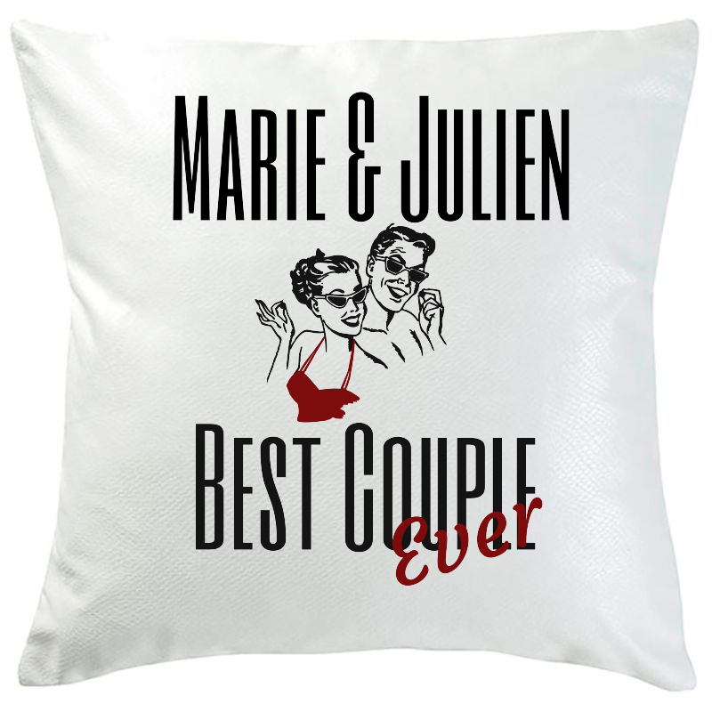 Coussin Best Famille Ever