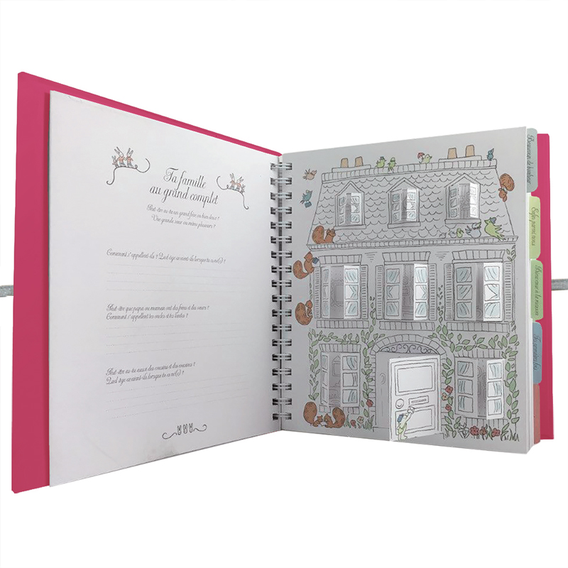 livre de naissance personnalis une id e de cadeau original amikado. Black Bedroom Furniture Sets. Home Design Ideas