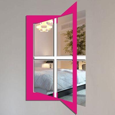Miroir fen tre sur mesure une id e de cadeau original for Miroir sur mesure suisse