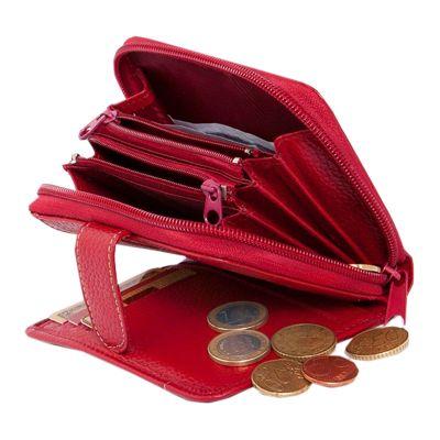 Porte monnaie zip dame personnalis amikado for Porte monnaie