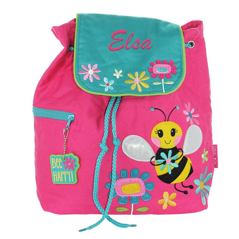 sac dos abeille personnalis une id e de cadeau original amikado. Black Bedroom Furniture Sets. Home Design Ideas