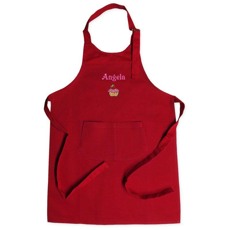 Tablier enfant personnalis avec son pr nom amikado for Tablier cuisine enfant personnalise
