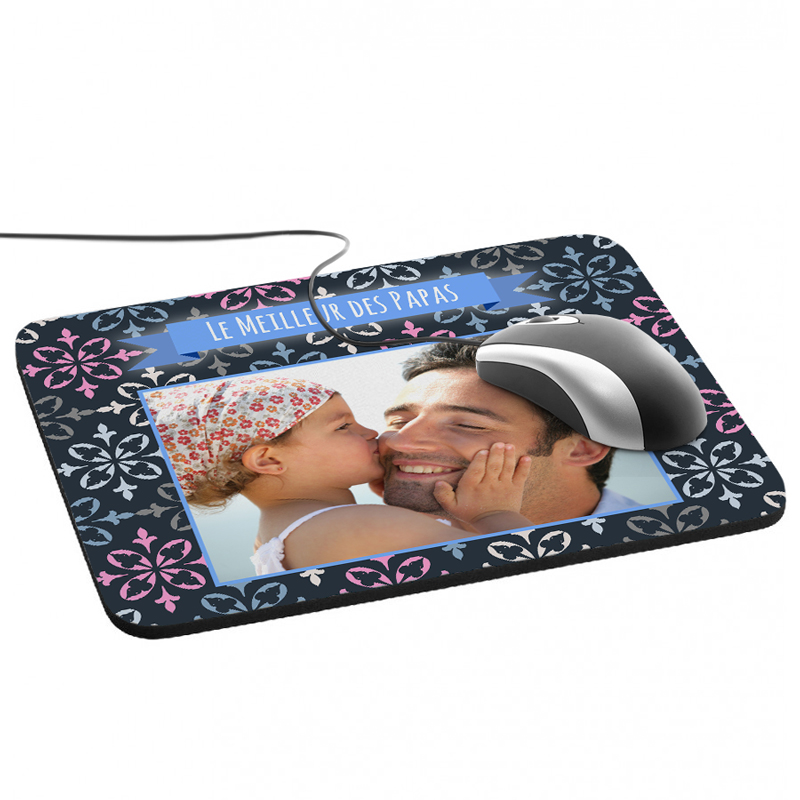 Tapis de souris photo royal